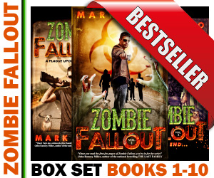 Best Selling Zombie Box Set Series