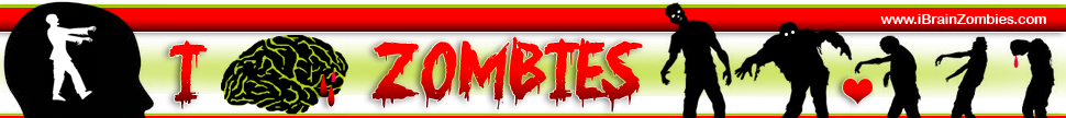 Creepy Cool Fun Zombie Gifts Games Costumes Props Jewelry Decor Food Apparel Weapons Walking Dead Best Gifts on the Web!