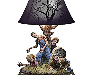 Exceptional Dead Of Night Zombie Lamp