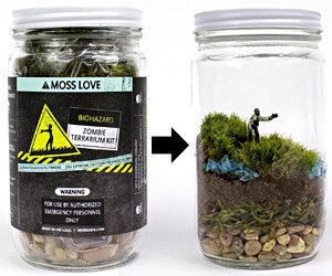 Left 4 dead boomer action figure i brain zombies diy moss terrarium zombie kit 300x250g solutioingenieria Images