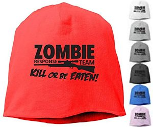 11ee2a420ce Kill Zombie or be Eaten Beanie
